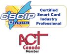 Act Canada Member and Smart Card Industry Professional logo